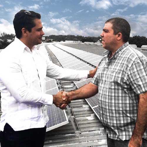 Solar Energy Solutions - Partners