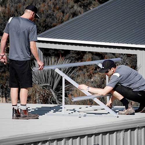 Solar Energy Solutions - Partners New Zealand