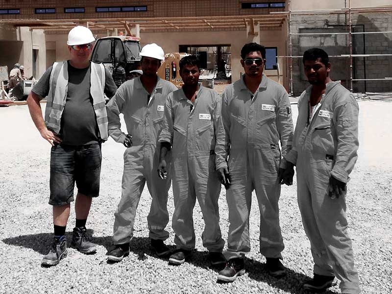 Solar Energy Solutions - Partners Oman
