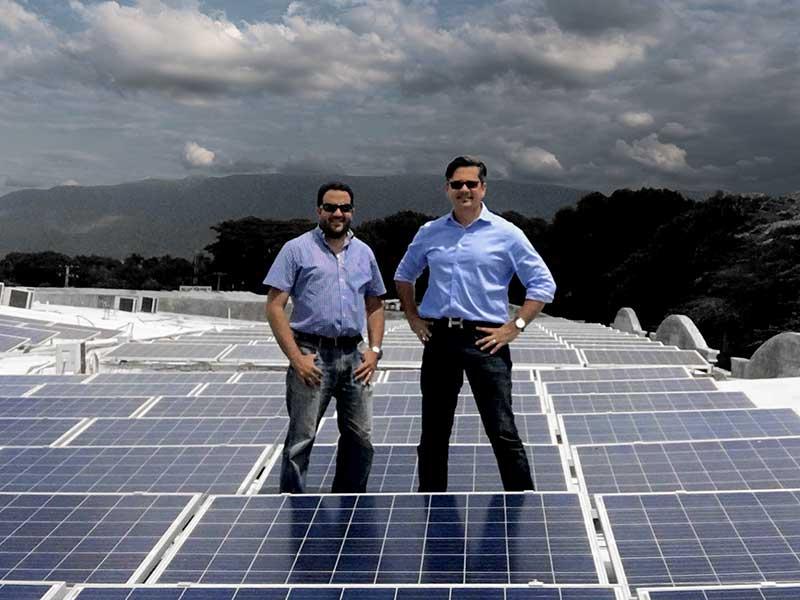 Solar Energy Solutions - Partners Dominican Republic