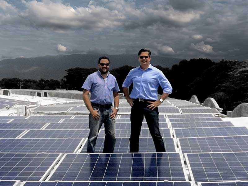 Solar Energy Solutions - Partners Dominican Republic