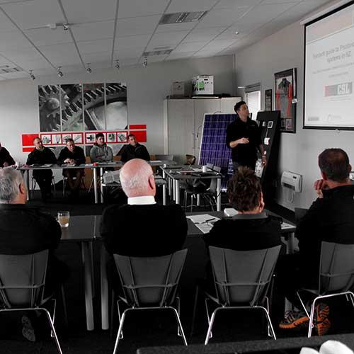 Solar Energy Solutions - Partners New Zealand Training