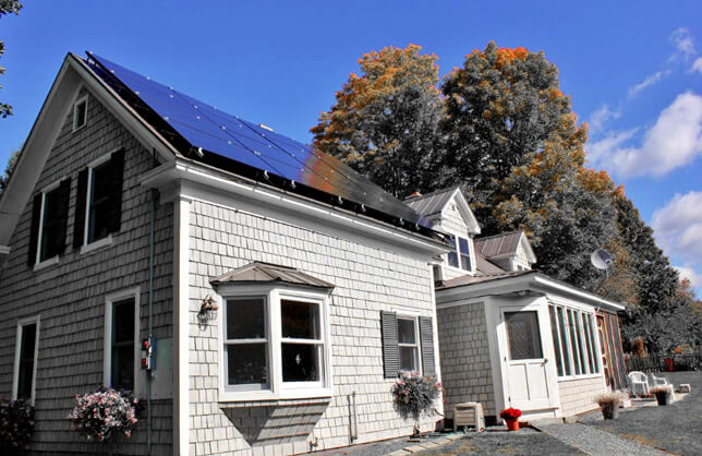 All in One Residential PV Systems