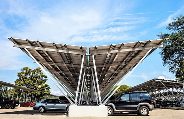Solar Canopy and Solar Carport Solutions