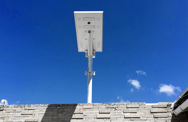Simplified Lighting Systems Powered by the Sun