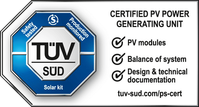 TUV SUD's comprehensive seal of approval