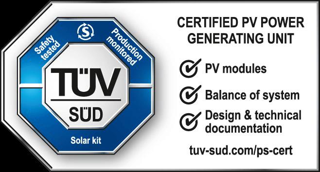 TÜV SÜD Certificate No.Z2 0004938 0001 Rev.00