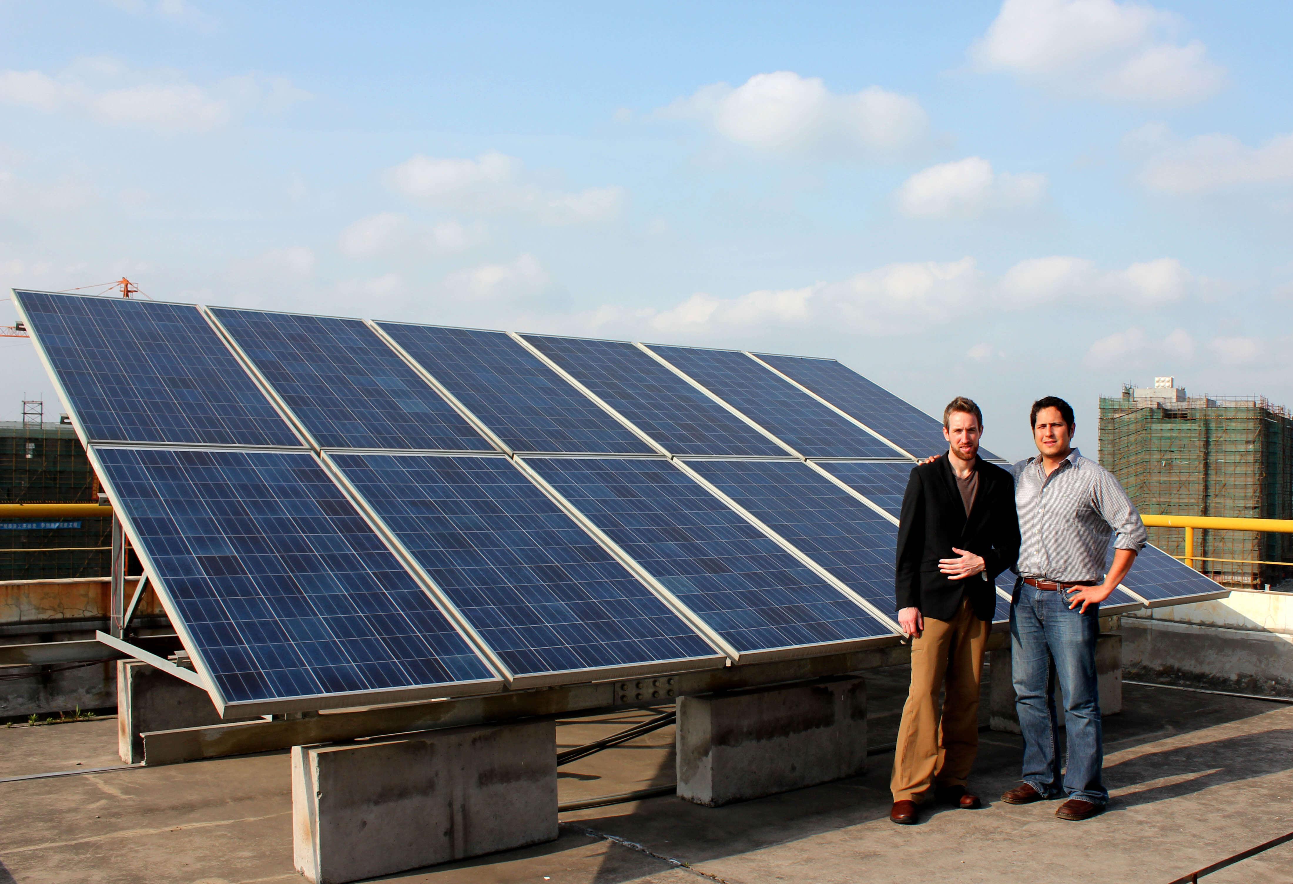 Juan Geof Upstream Solar Integrator