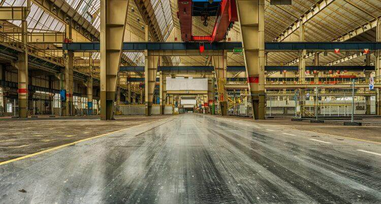 Protect solar panels Shipping warehouse