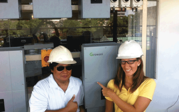 The Atlas Series – PV On-Grid Commercial Solution for Philippines