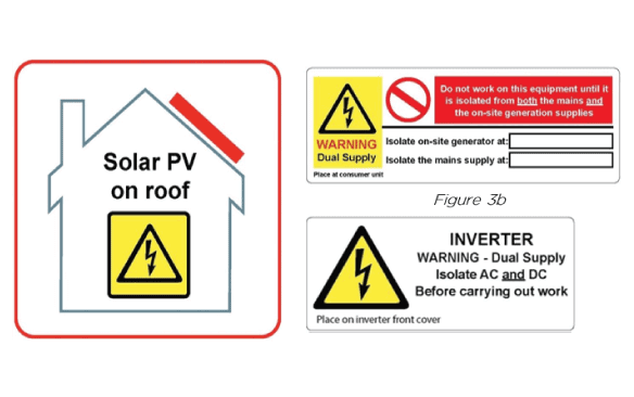 Solar Panel Safety Labels – Why Comply?