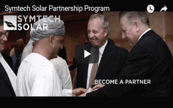 Symtech Solar Partnership Program Video