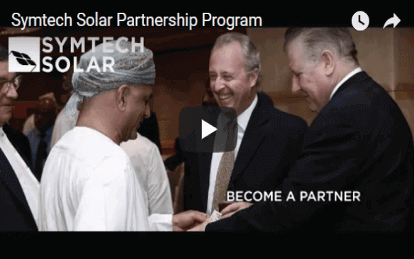 Symtech Solar Partnership Program Video