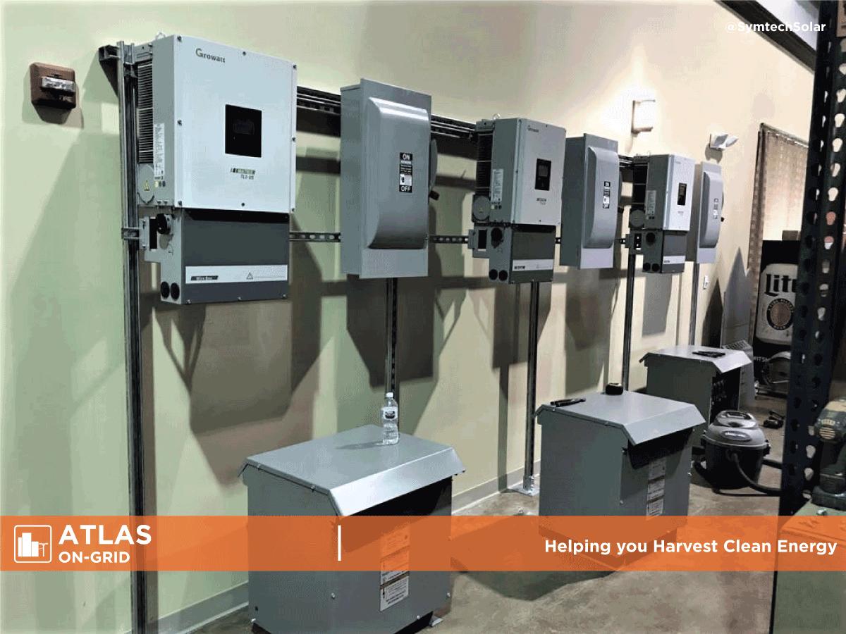 Solar Inverter Installation 100kW