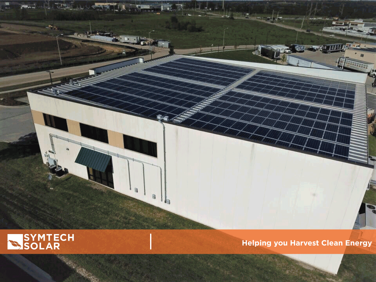 100kW Commercial On Grid PV System