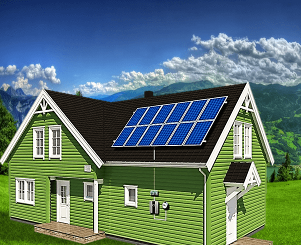 Residential Solar PV Systems