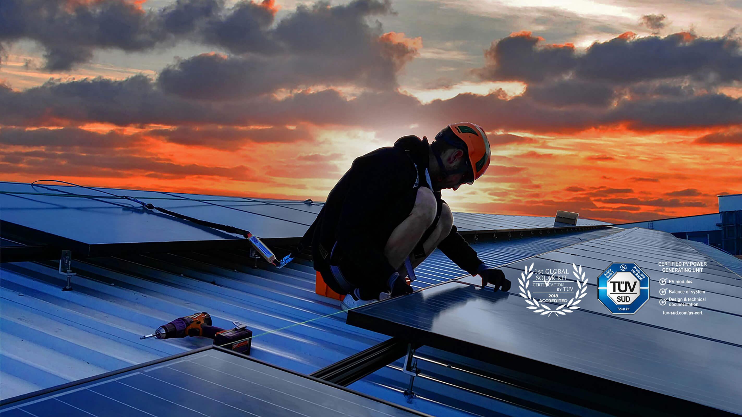 Sistemas de energia solar symtech solar