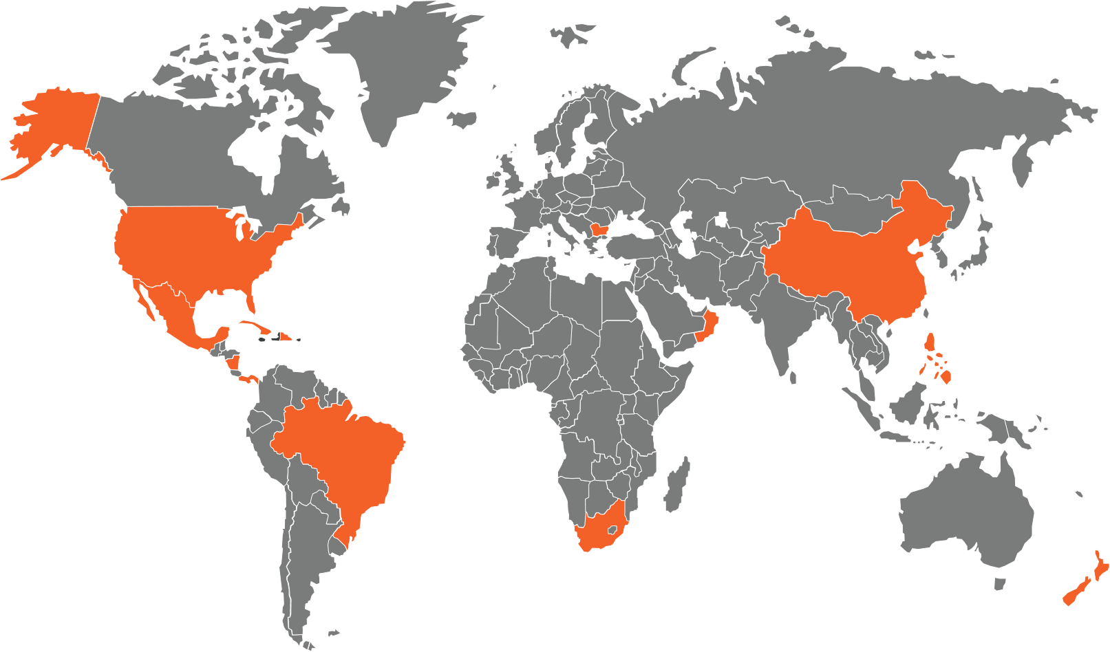 Symtech Solar World Map Locations 2019