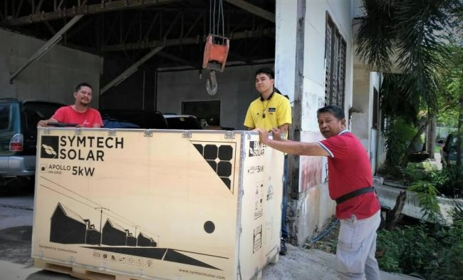 Tekton Entre Multi-Purpose Cooperative warehouse photo