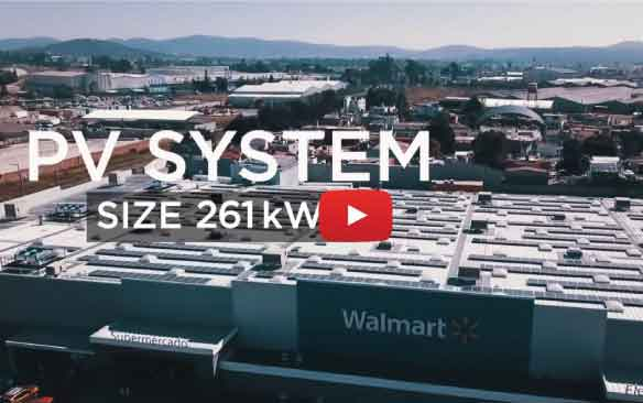 The Walmart Solar Rooftops Story