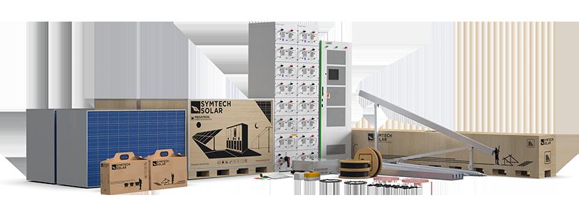 MEG-49.5-50-93.6 Solar Battery Kit