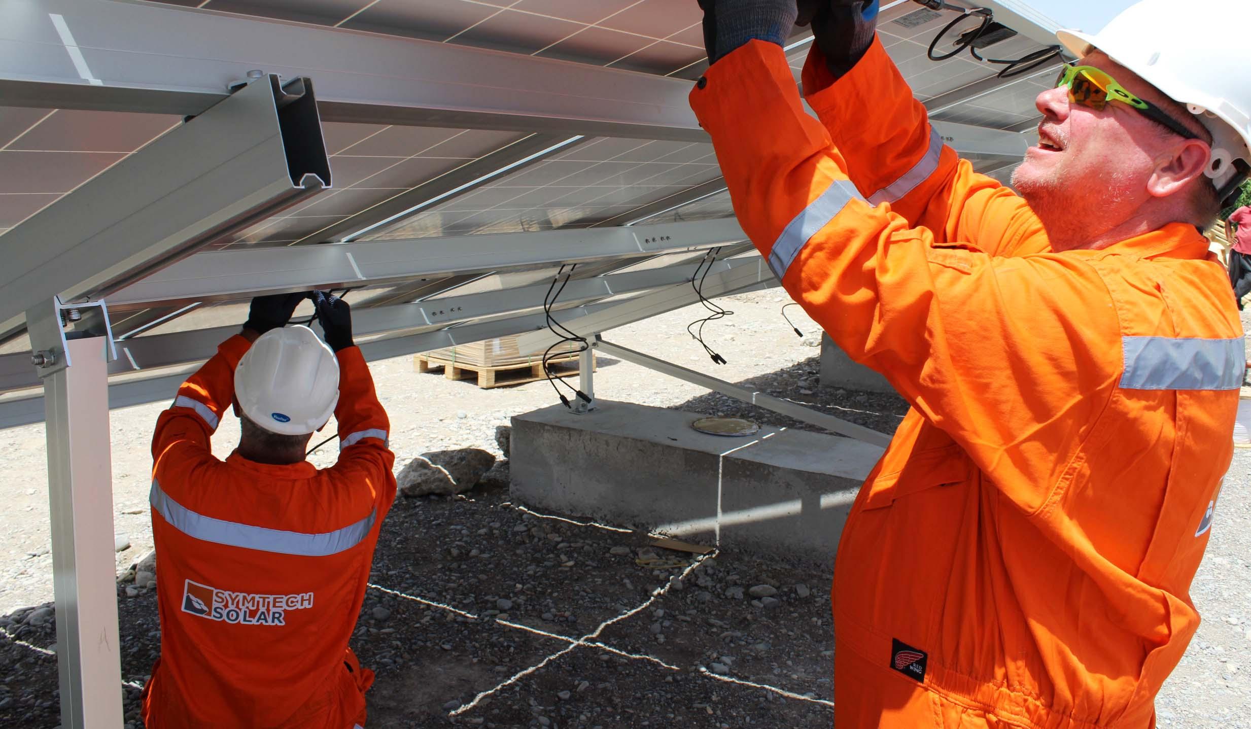Symtech Solar Partnership Program 3