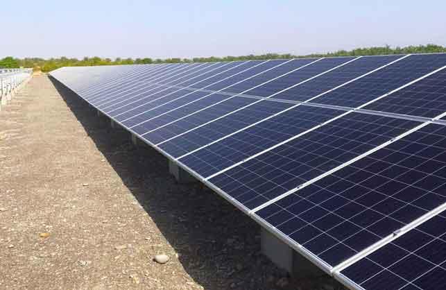 نظام الطاقة الشمسية المخصص لعملك التجاري