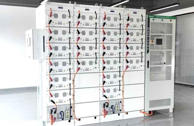 BESS <br />Solar Plus Storage
