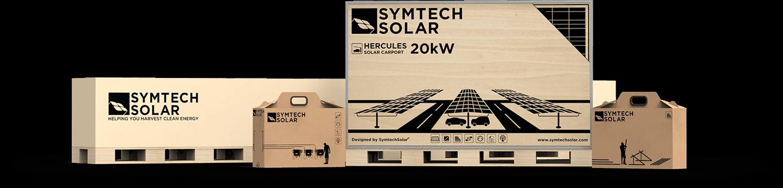 Hercules Solar Energy Carport Kit