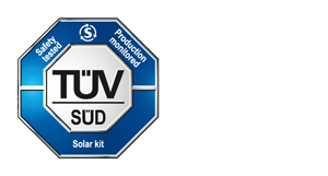 Symtech Solar Kit certification Logo and explanation